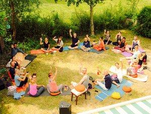 28 Days 200-Hour Beyond Styles Yoga Teacher Training in Mysore, India