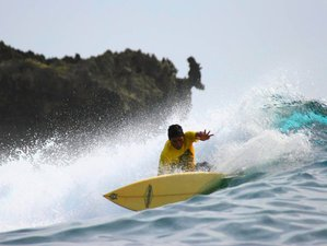 7 Days Dazzling Surf Camp Philippines