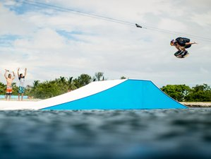 8 Days Exhilirating Wakeboard Holiday in Punta Chame, Panama