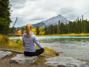 3 Tage Yoga Retreat für Frauen in Banff, Kanada
