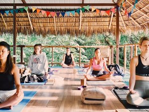 7 Day Reconnect Wellness and Yoga Holiday in Playa Hermosa, Puntarenas
