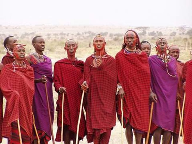 6 Days Classic Safari in Maasai Mara, Lake Nakuru, and Amboseli, Kenya