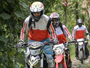 2 Days Bali Volcano Guided Dirt Bike Tour to Mount Agung and Mount Batur