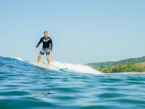 7 Day Coed Surfsgiving and Yoga Camp in Santa Teresa