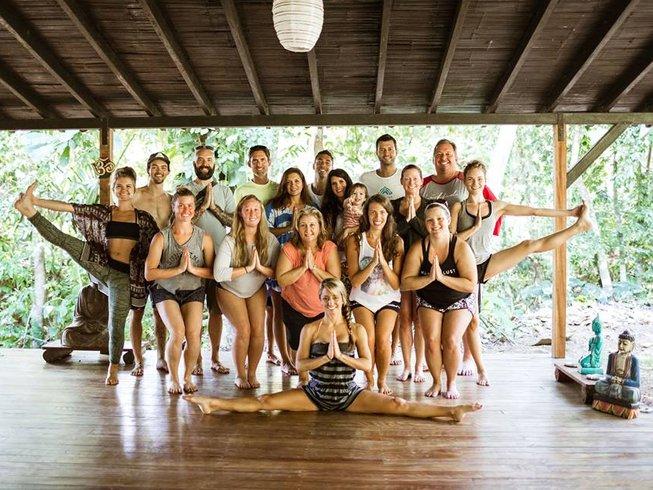 7 Days Free Spirit Costa Rica Yoga Retreat