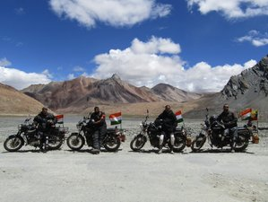 11 Day Ride Himalayas Guided Motorcycle Tour