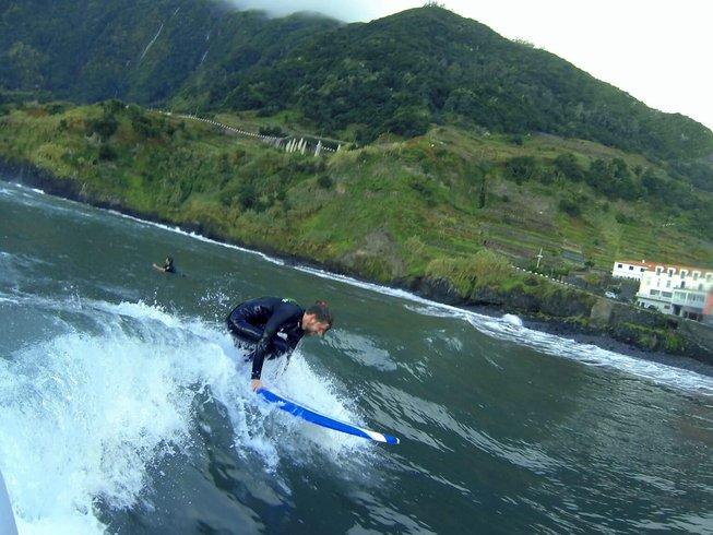 7 Days Economy Surf Camp Portugal
