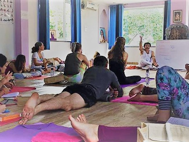 27 Days 200-Hour Ayurveda Consultant and Yoga Training in Rishikesh, India