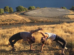 4 Days Women's Wine and Yoga Retreat in California