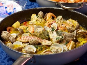 3 Days Seafood Cooking Vacation in Italy