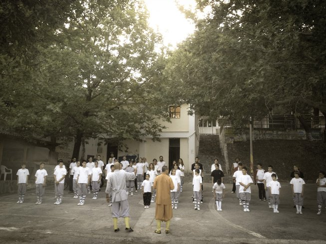 15 Days Tai Chi, Qi Gong, and Kung Fu Camp in Greece