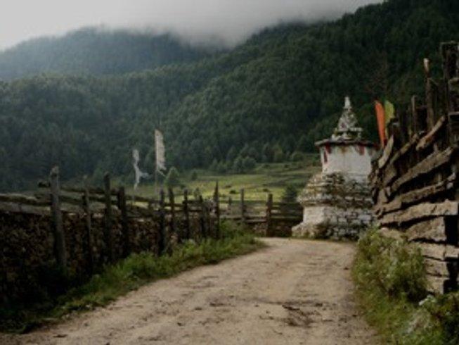 10 Days Desire Map and Yoga Retreat in Bhutan