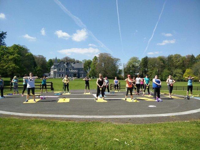 8 Days Bootcamp and Yoga Retreat in the Wild Atlantic Way, Ireland