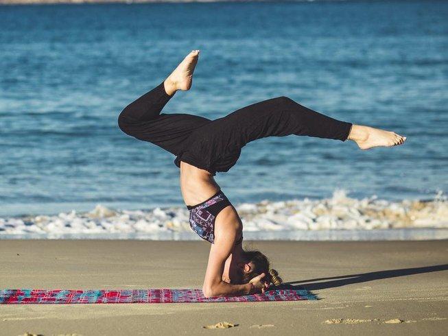 4 Tage Syndesis Yoga Urlaub in Lefkada, Griechenland
