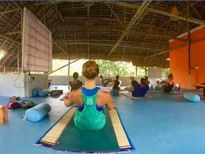 28 Days 200-Hour of Ashtanga Vinyasa and Hatha Yoga Teacher Training in  India