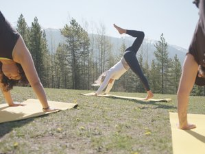 5 Days Summer Solstice Retreat: Health, Wellness, and Adventure Experience in Alberta, Canada