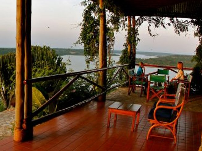 18 Days Birdwatching, Chimp, and Gorilla Trekking Safaris in Uganda and Rwanda