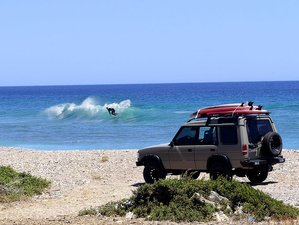 4 Days Surf Camp in Crete, Greece