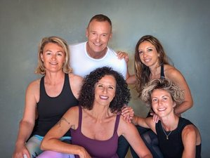 29 Days 500-Hour Yoga Teacher Training in Athens, Greece