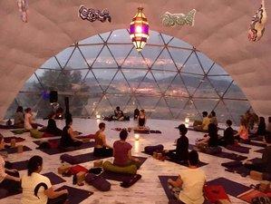 6 Day Revive and Reset New Year Yoga Retreat With Lisa Dunn in Villamartín, Cádiz
