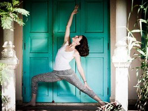 8 Days Rejuvenating Yoga Retreat India