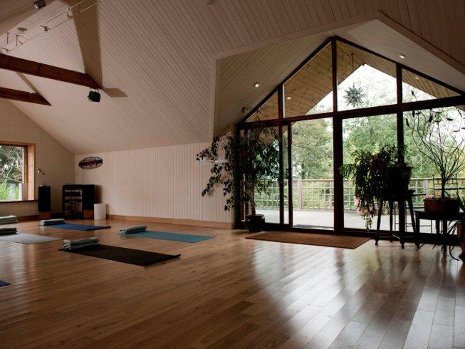 3 jours en retraite de yoga, méditation et purification douce en Angleterre