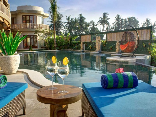 14 Days Relaxation and Wander Bali Yoga Retreat