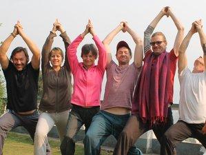 21 Tage 200-Stunden Yogalehrer Ausbildung in Kathmandu, Nepal