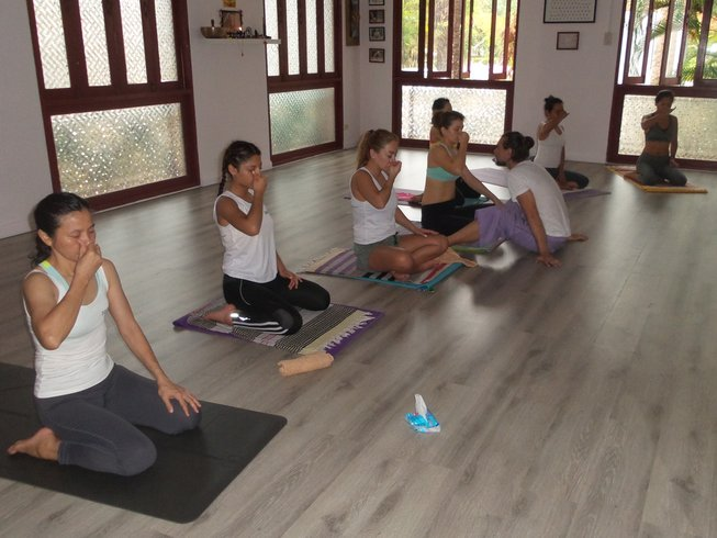 29 Days Detox and Yoga Retreat Thailand
