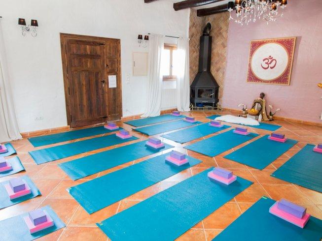8 días meditación de Año Nuevo y retiro de yoga en Ibiza, España