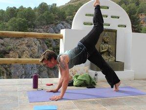 7 Days Semi Private Revitalising Vinyasa Yoga Retreat in Totana, Murcia