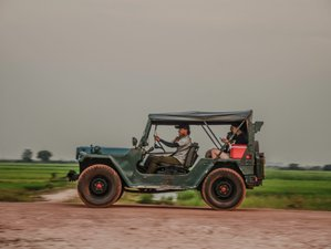 5 Days Special Classic Adventures by Vintage Jeeps in Angkor, Cambodia