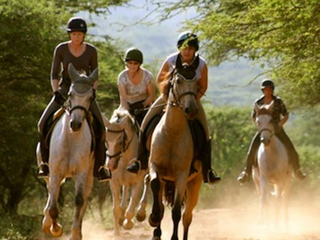 11 Days Horseback Safari in Kenya