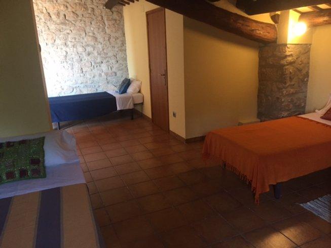 30 Tage Ländlicher Meditations Yoga Urlaub in Spanien