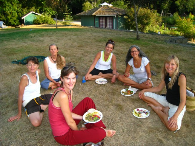 3 Days New Year Yoga Retreat in BC, Canada