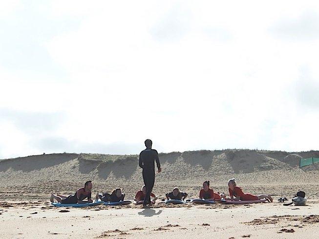 7 Days Mesmerizing Surf Camp France