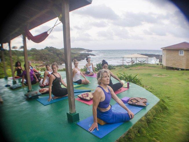 7 días retiro de pérdida de peso, detox y yoga en Jamaica