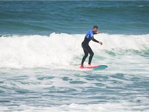28 Days French Lesson and Surf Camp France