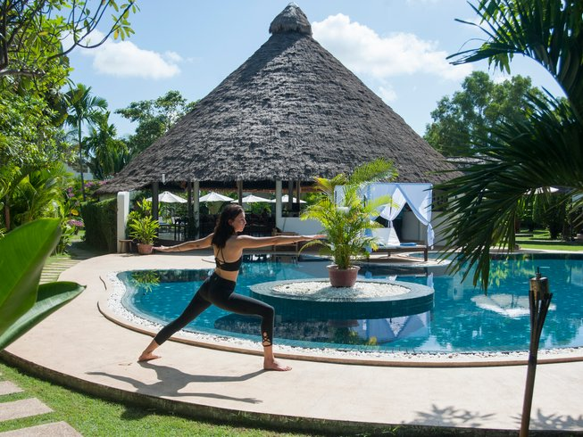 5 Days Cleansing Yoga Retreat in Cambodia