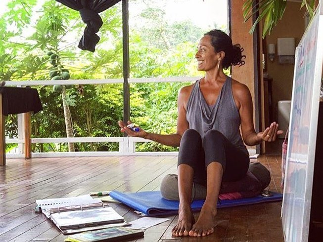 28 días profesorado de yoga de 300 horas en India