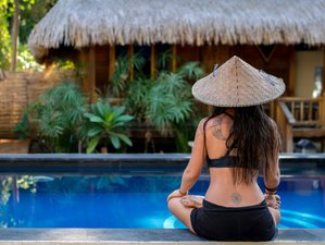 "4 Day Yin Yoga Rejuvenate ""Unlimited class"" Retreat in Wondrous, Bali"