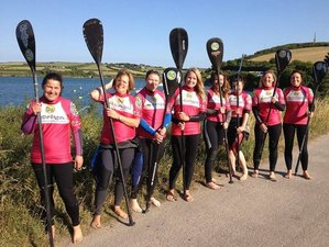 3 Days Luxury Yoga and Paddleboarding Retreat in Cornwall, UK