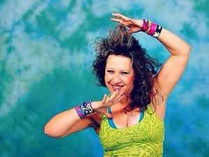 5 Tage Zumba Meets Yoga Retreat und Klangschalenmassage im Erzgebirge, Deutschland