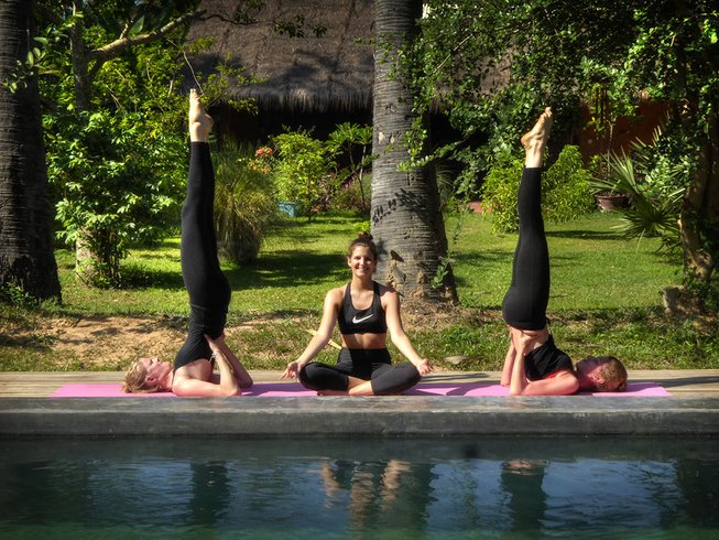 6 Days Yoga and Meditation Retreat in Cambodia