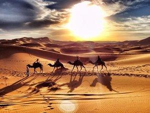 8 jours en retraite de yoga au nouvel an dans le désert marocain