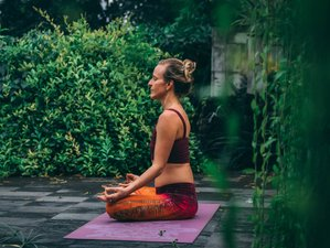 8 Days Zen Ayurveda Slimming Yoga Holiday in Bali, Indonesia