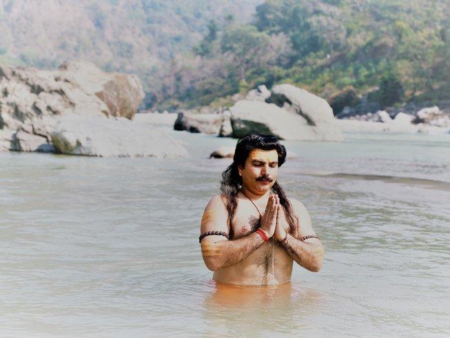 10 Tage Erschwinglicher Yoga Retreat in Rishikesh, Indien
