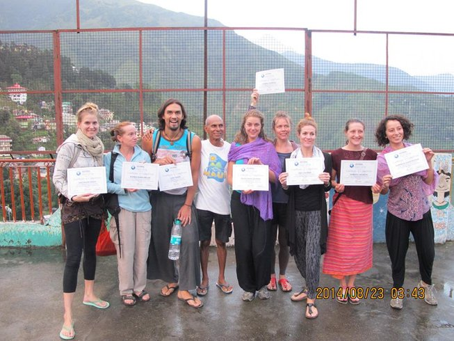 30 Days 200-Hour Yoga Teacher Training in Goa, India
