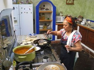7 Days Mexican Home Cooking Holiday in Tlaxcala