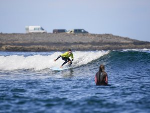 8 Day The Endless Summer, Surf Camp in La Oliva, Fuerteventura